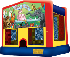 Birthday Bounce House - $210