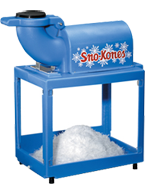 Sno-Cone Machine - $50